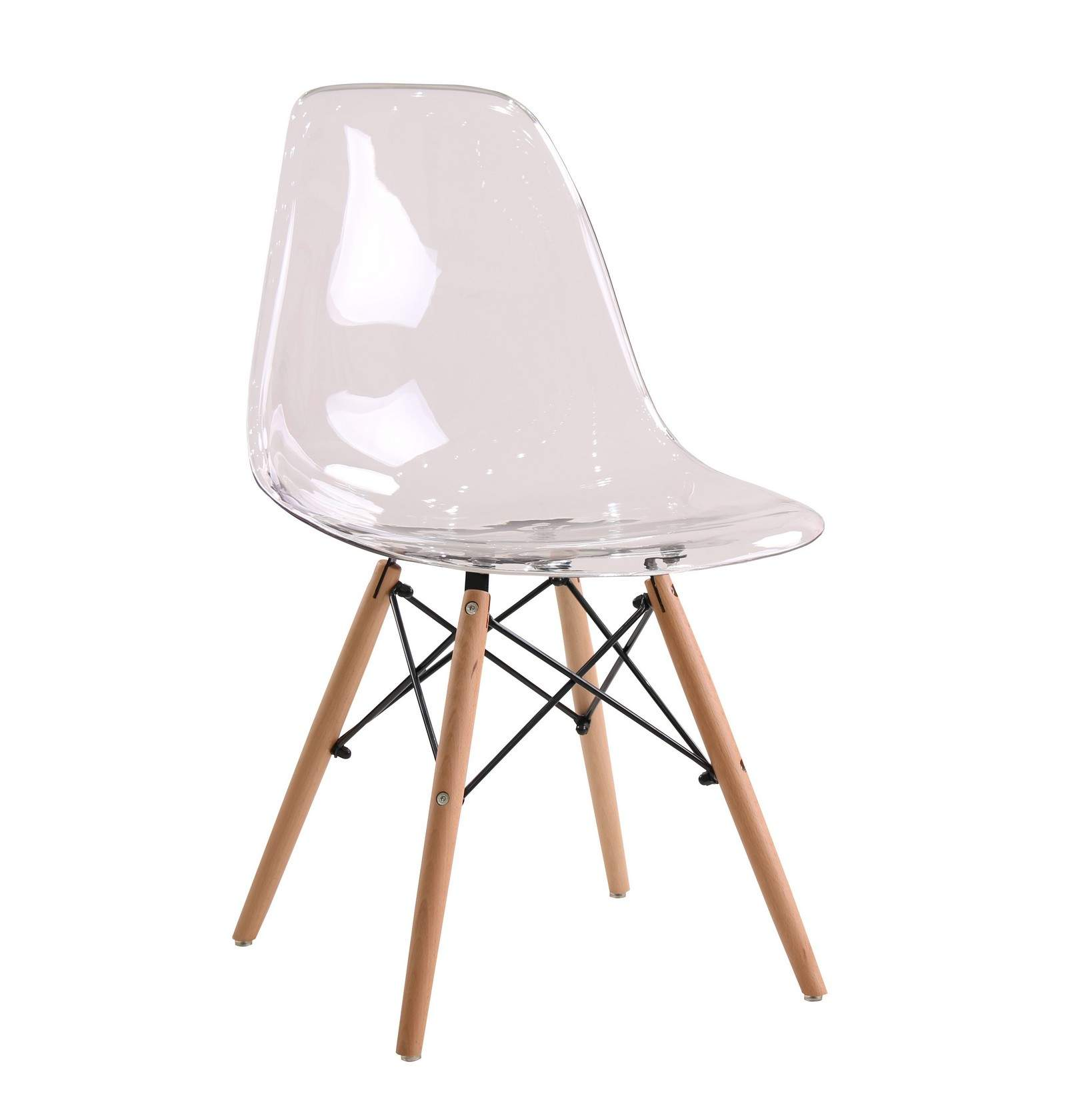 Стул STOOL GROUP Eames Clear